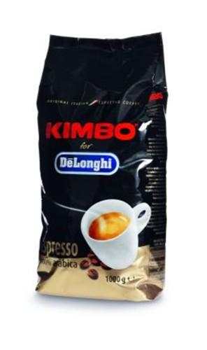 Káva DeLonghi Kimbo 100% Arabica 1kg