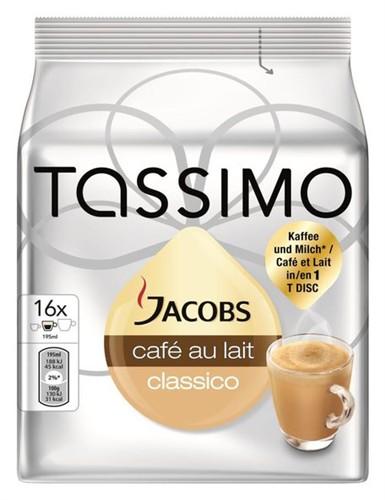 TASSIMO JACOBS CAFE AU LAIT JACOBS KRÖN.