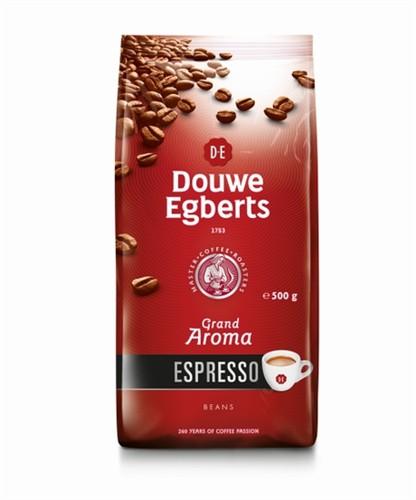 Grand Aroma Espresso zrno 500g