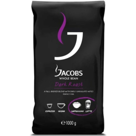 KRAFT Jacobs Dark roast 1000g