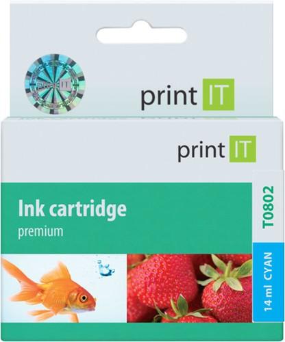 PRINT IT Epson T0802 R265/285/360/RX560