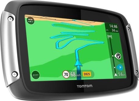 TomTom Rider 400 Europe LIFETIMEmapy