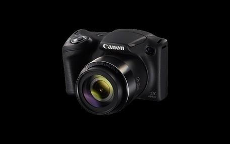 Canon PowerShot SX430 IS, 20MPix, 45x zoom, Wi-Fi, NFC - rozbaleno
