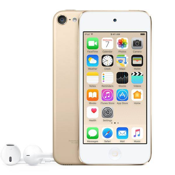 iPod touch 128GB - Gold