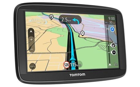 TomTom START 62 Europe LIFETIME mapy