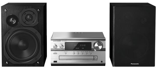 Panasonic SC-PMX80EG-S stříbrný