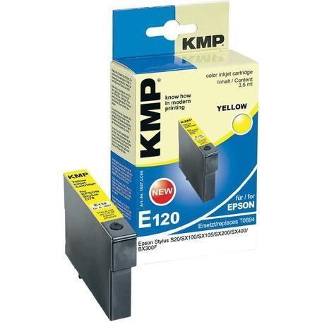 KMP E120 / T089440 yellow