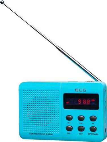 ECG R 155 U Blue