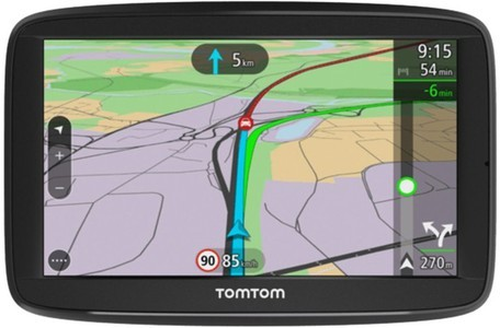 TomTom VIA 52 Europe LIFETIME mapy