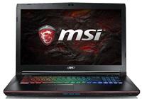MSI NB GE72VR 7RF-452CZ Apache Pro, 17.3, i7-7700HQ, 8G, GTX 1060 3GB, 1TB, W10
