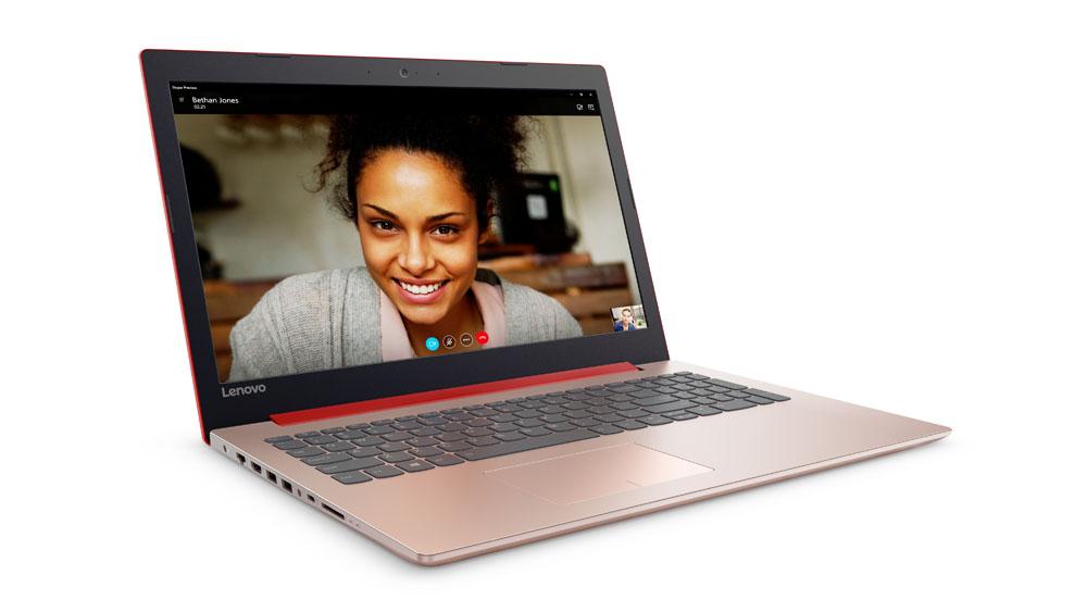 "Lenovo IdeaPad 320-15ABR AMD A12-9720P 2,70GHz/8GB/SSD 256GB/15,6"" FHD/AG/Radeon 4GB/WIN10 červená 80XS001QCK"