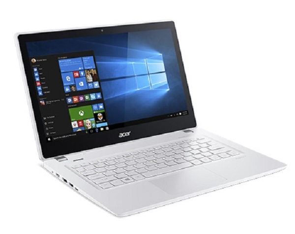 "Acer Aspire V 13 (V3-372-54WK) i5-6267U/4GB+4GB/256GB SSD+N/Iris Graphics 550/13"" FHD IPS LED/BT/W10 Home/White"