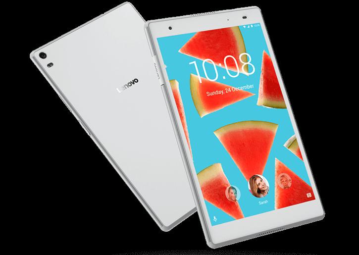 "Lenovo TAB4 8"" PLUS WIFI OC MSM8953 2,0GHz/4GB/64GB/8,0"" FHD/IPS/multitouch/Dolby Atmos/Android 7 bílá ZA2E0033CZ"