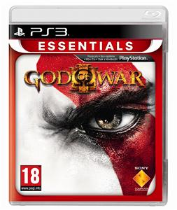 "PS3 - ""Essentials"" God of War 3"
