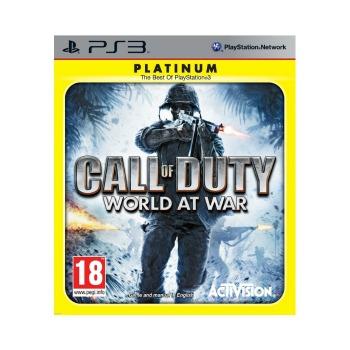 Call of Duty: World at War (5) PS3 EN