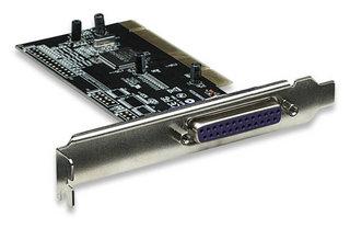 MANHATTAN Parallel PCI Card, One External DB25 Port