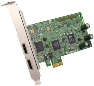 AVerMedia Video Grabber DarkCrystal HD Capture Pro, PCI-E, HDMI, 1080i