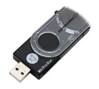 Esperanza EA118 Čtečka karet All-in-One USB 2.0