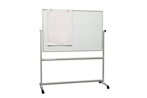 2x3 TOS129 magnetický otočný stolek - pojízdný, lakovaný, rozměry 120x90cm