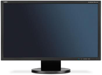 NEC LCD AccuSync AS222WM 21,5'' LED, 5ms, VGA/DVI, repro, 1920x1080, č