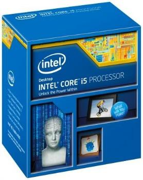 Intel Core i5-4670K, Quad Core, 3.40GHz, 6MB, LGA1150, 22nm, 84W, VGA, BOX