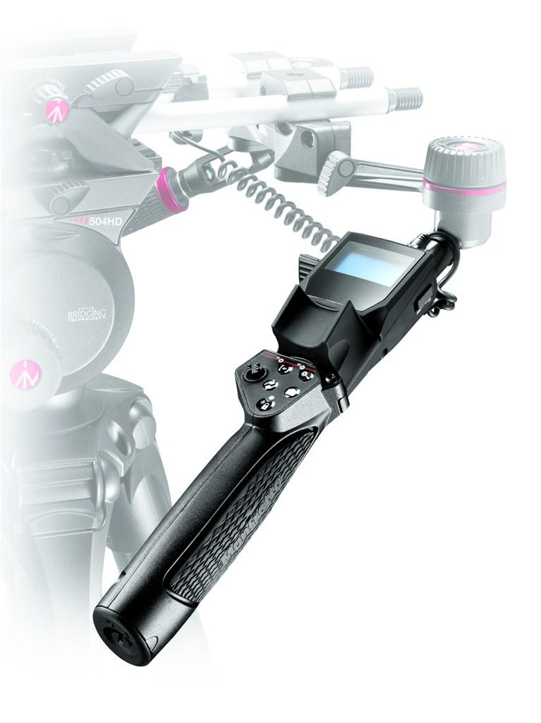 Manfrotto MVR 911EJCN, DELUXE RC SYMPLA elektronické dálkové kabelové ovládaní video DSLR - CANON