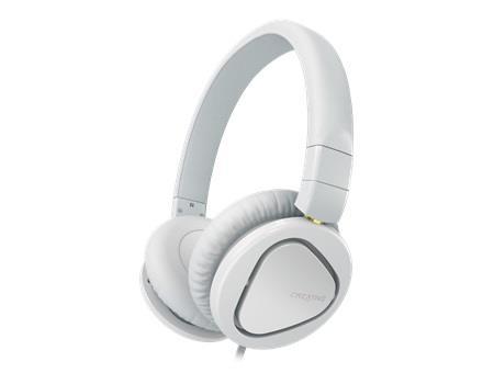 Creative Labs sluchátka MA2600 bílá, s mikrofonem