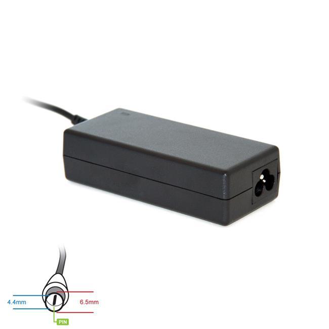Digitalbox napájecí adaptér pro Sony Fujitsu-Siemens 16V/4A 65W, (6.5x4.4 + pin)