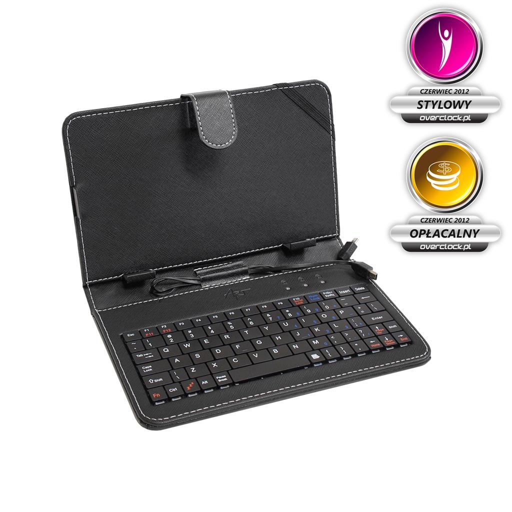 ART AB-97 pouzdro+ USB micro klávesnice pro TABLET 7 ''