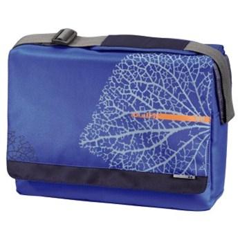 """AHA notebook messenger """"Vein"""", 40 cm (15.6""""), mořská modrá"""