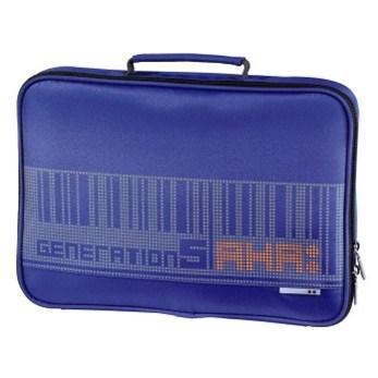 "AHA notebook obal ""Pixel"", 34 cm (13.3""), mořská modrá"