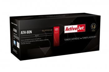 Toner ActiveJet ATH-80N   černý   3500 str.   HP CF280A