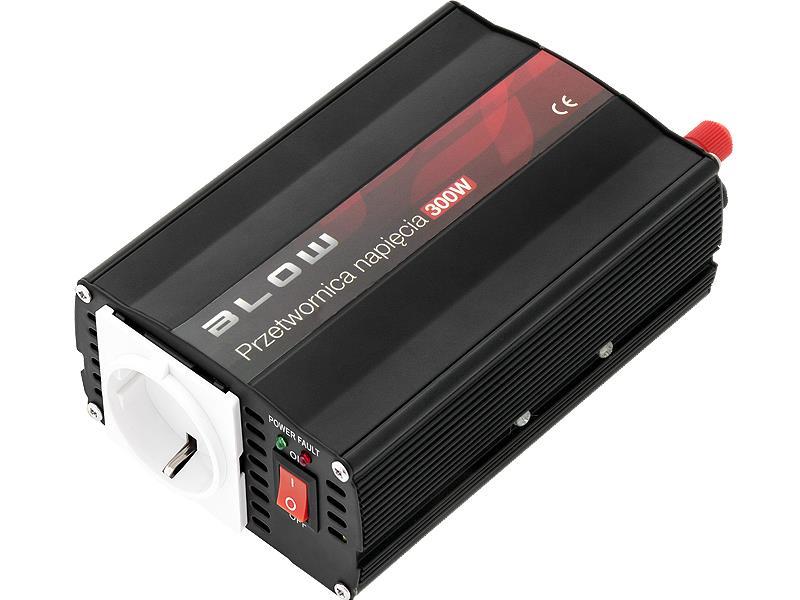 BLOW měnič napětí 24V/230V 300W