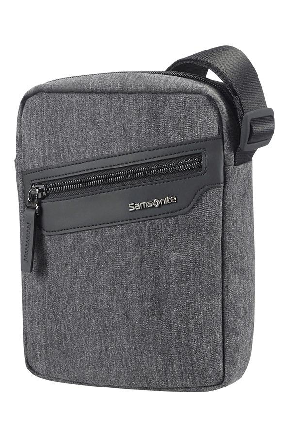 Crossover SAMSONITE 61D18001 7,9'' HIPSTYLE2 tablet, pockets, black