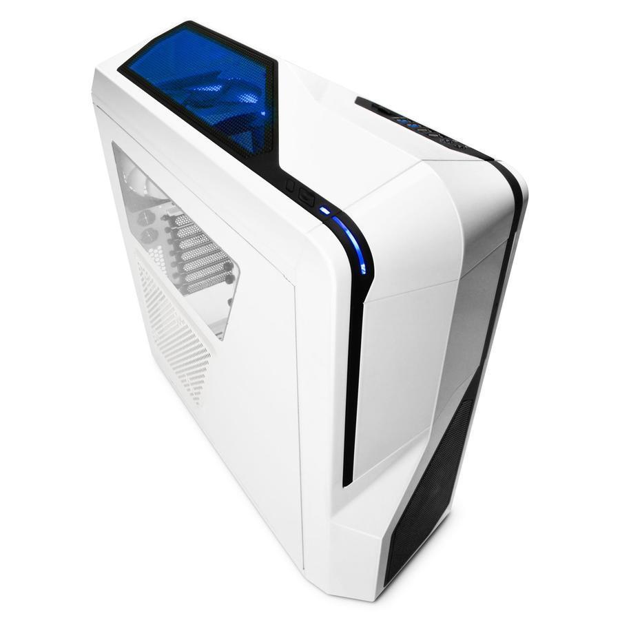 NZXT PC skříň Phantom 410 bílá
