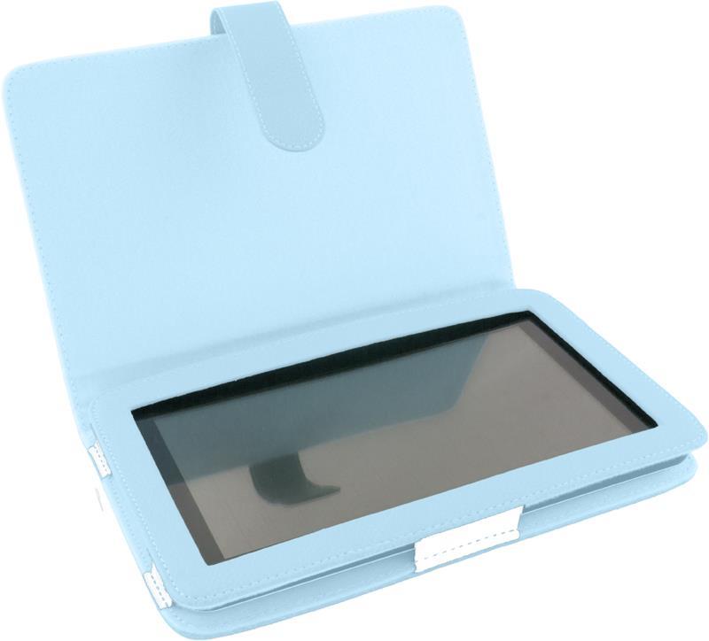 Esperanza ET181B Pouzdro pro tablet 7'', eko kůže, modré