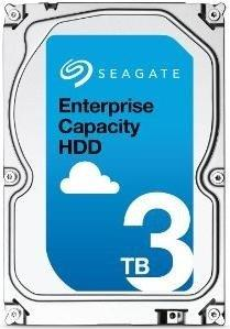 Seagate Enterprise Capacity HDD, 3.5'', 3TB, SAS, 7200RPM, 128MB cache