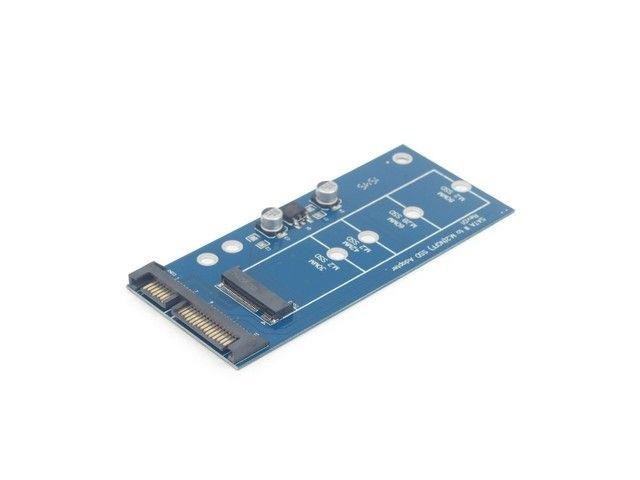 Gembird adaptér karet M.2 (NGFF) -> mini sata (1.8'')