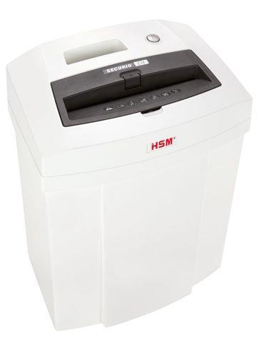 HSM Securio C14 - cross cut 4 x 25mm/ 5-6 sheets 80 g/ 20 l bin