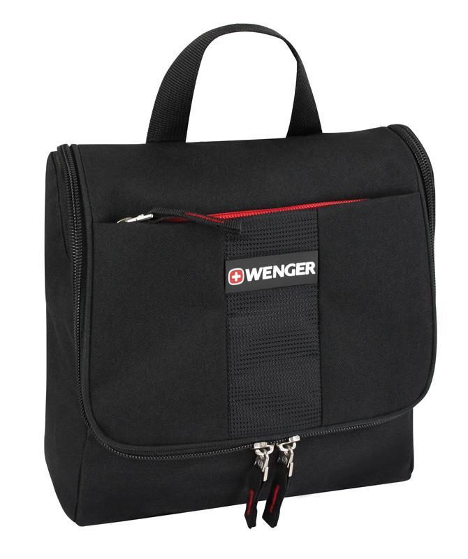 Kosmetická taška s háčkem Wenger