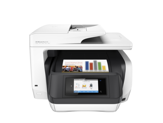 HP OfficeJet Pro 8720 WiFi MFP