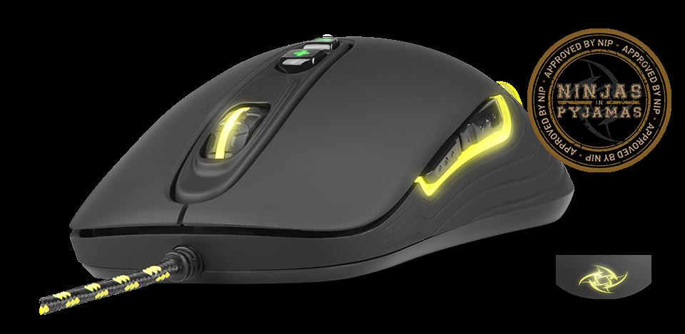 XTRFY optická herní myš M2 NiP Edition