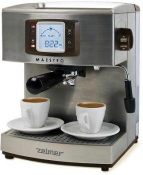 Kávovar Zelmer Maestro (ZCM2150X ) 13Z012