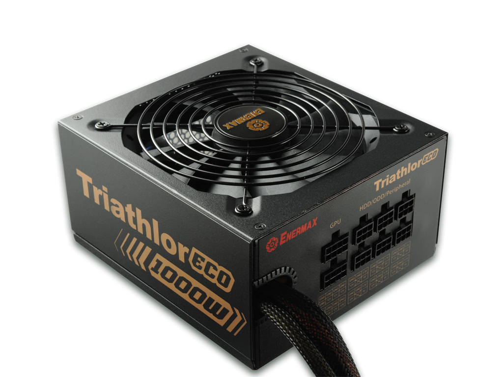 PSU Enermax Triathlor ECO 1000W, 80 PLUS® Bronze