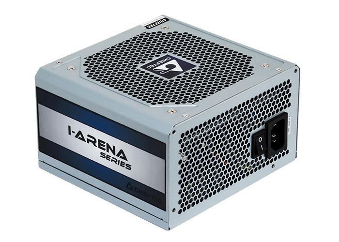 Chieftec PC skříň CT-01B-350GPC, zdroj 350W