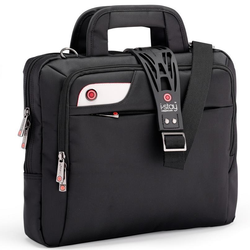 I-stay Launch Tablet/Netbook/Ultrabook Bag 13.3'' black