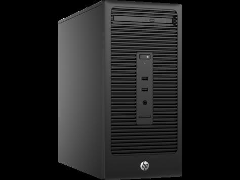 HP 280 G2 MT i3-6100 4GB 256SSD Win 10/ Win 7 EN