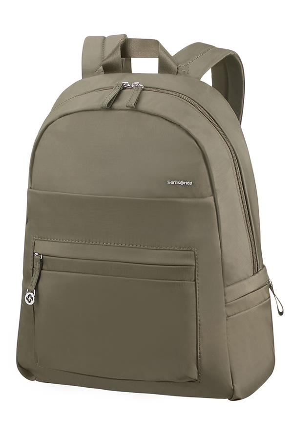 Backpack SAMSONITE 88D28011 14,1'' MOVE 2.0, comp, doc, pock, silver green
