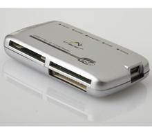 Tracer C14 čtečka karet All-In-One, USB, stříbrná