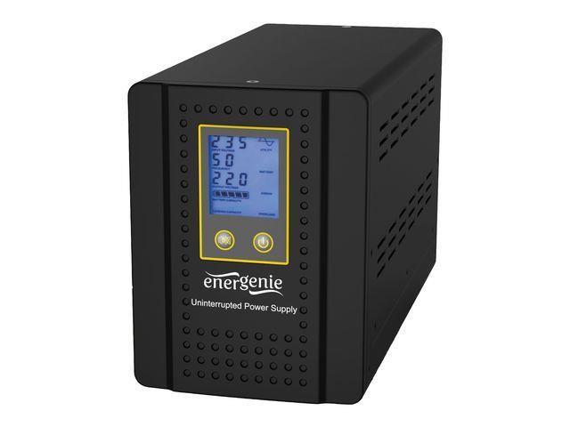 Energenie by Gembird home inverter 1000VA, AVR, battery management